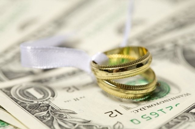 How to Get a Loan to Pay for a Wedding Saplingcom