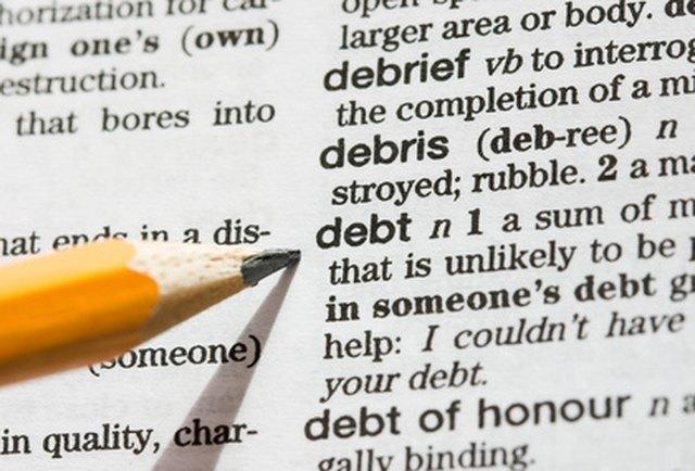 Types Of Debt Covenants Sapling