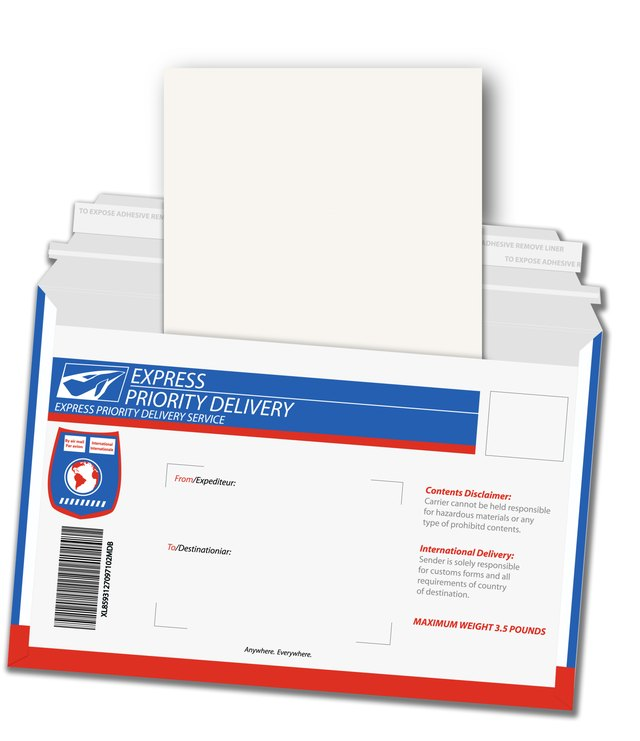 How to Use USPS Flat Rate Envelopes to Save Money on