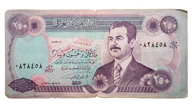 How To Calculate Dinar Revaluation