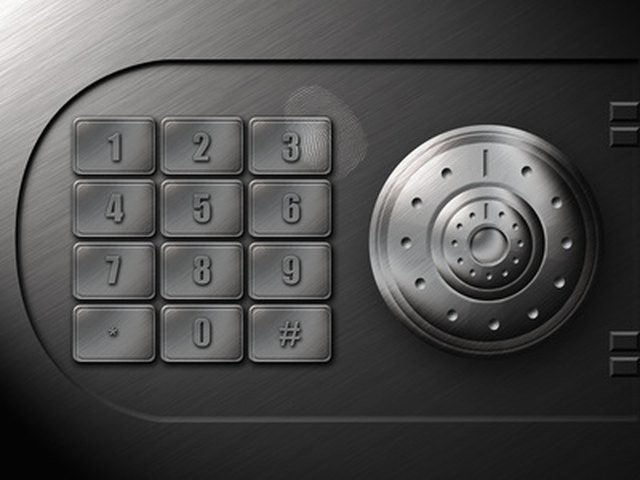 How To Open A Digital Sentry Safe Sapling