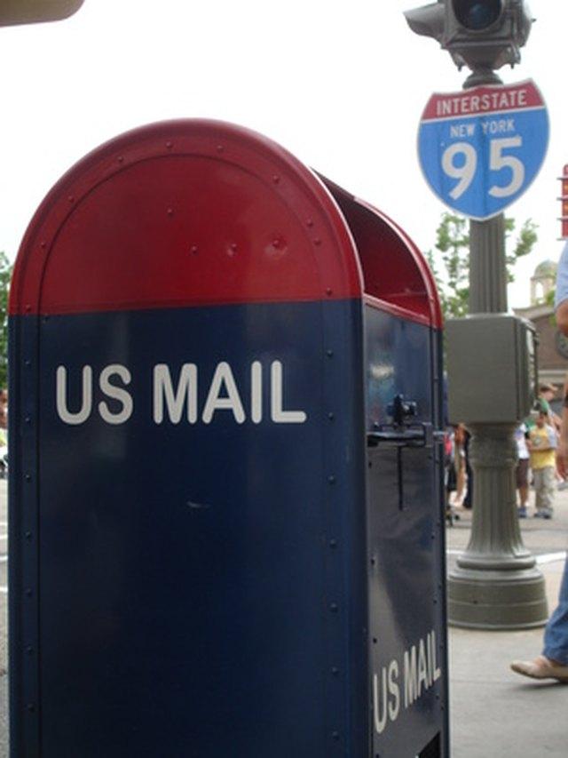 how to send a check or money order saplingcom