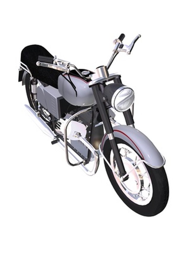 How To Finance A Motorcycle After Bankruptcy Sapling Com