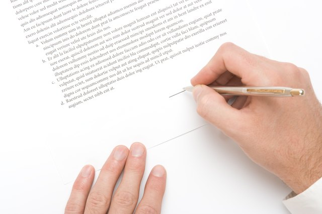 Advantages Disadvantages Of A Written Contract Sapling
