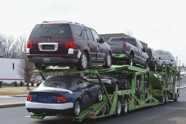 High Quality Occupation Overview. Car Transporters .