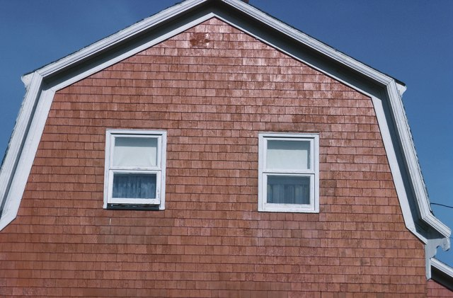 How To Shingle The Roof Transition On A Gambrel Roof