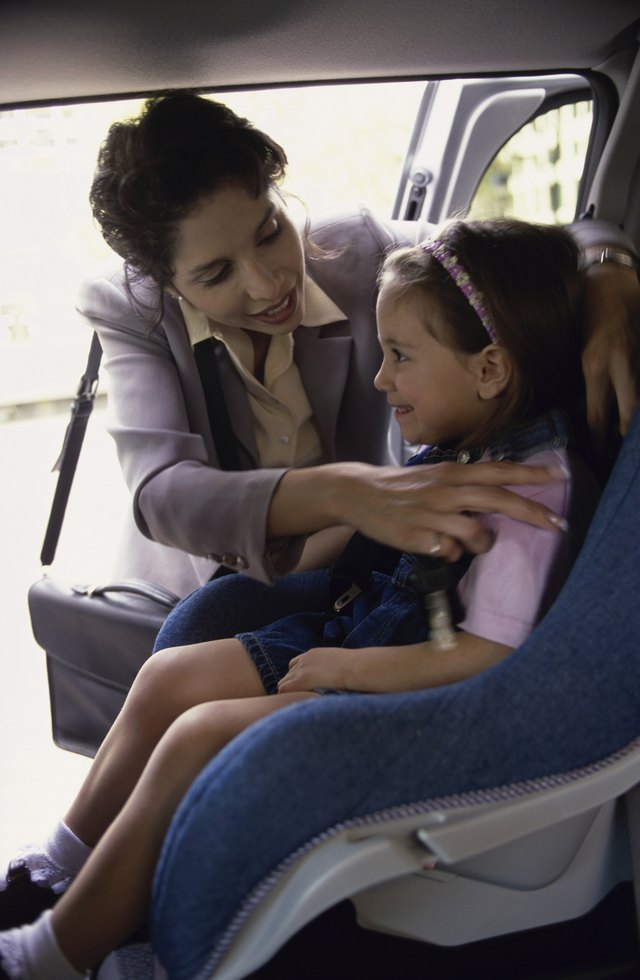 Low-Income Help With Car Seats in Texas | Sapling.com