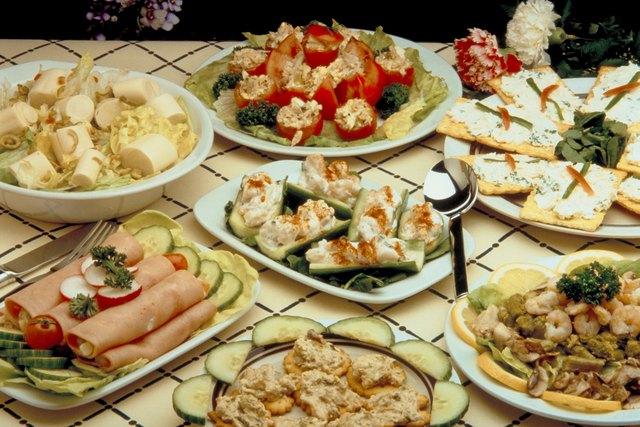 fast cheap party foods sapling com