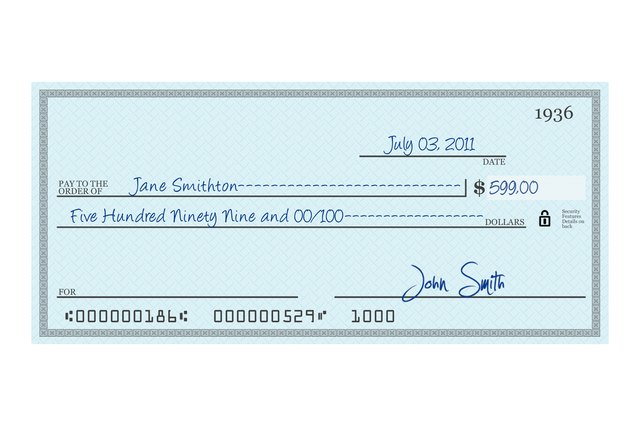 How to write a check with dollars zero cents for Build a house for under 5000 dollars