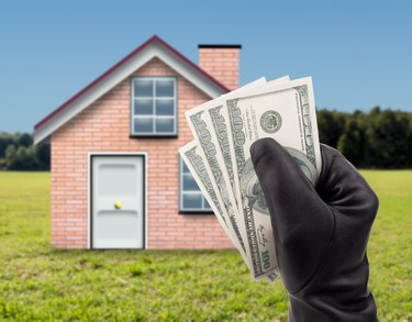 How to Turn in Someone Violating Their Section 8 Agreement stealing dollars a country house