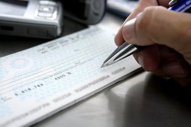 Can You Cash a Check From Someone After They Have Died?