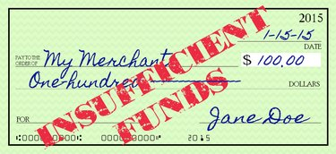 How Does a Bank Handle an NSF Check?
