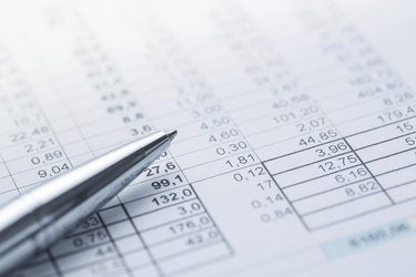 Spreading of Financial Statements          Accounting