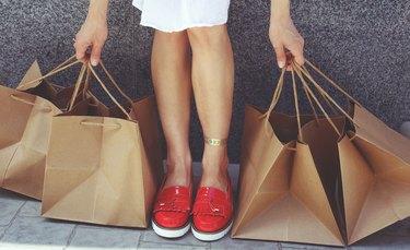 Shopper woman