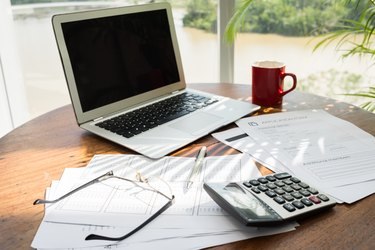 Is the Internet Considered an Office Expense or a Utility?Workplace of accountant