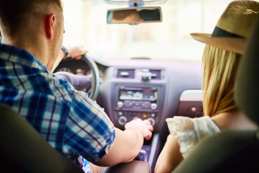 The Laws on Co-Signing for an Auto LoanTravelling by car