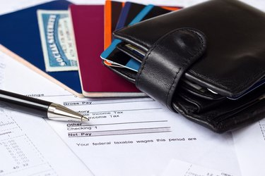 What Are Items to Verify a Social Security Number?Personal finances