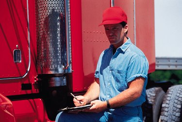 A Tax Deduction List for Truck Drivers