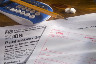 Where to Get IRS 1099 Forms