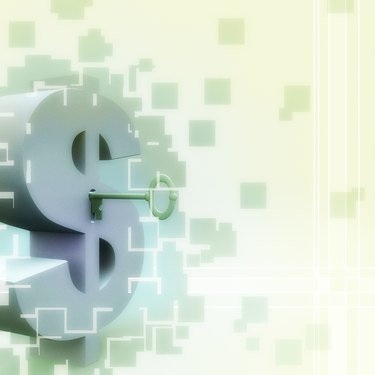 When Would a Bank Decide to Close Your Bank Account?US dollar sign with keyhole and key (Digital)