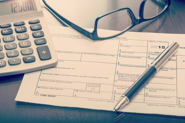What Is the Difference Between the 1098 & 1099 Tax Forms?