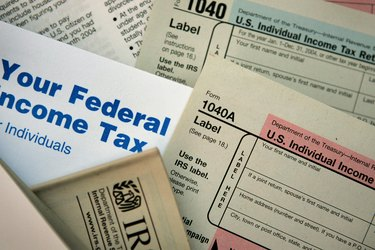 How to Request IRS Forms by Mail
