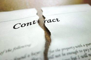 North Carolina Buyer's Remorse Law      torn contract