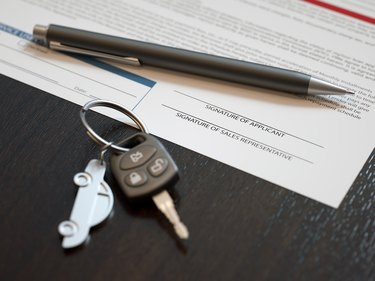How to Refinance Your Car With Ford Credit