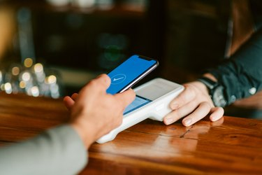 Contactless payment at the Bar