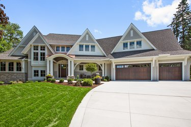 Classic luxury home that will never go out of style