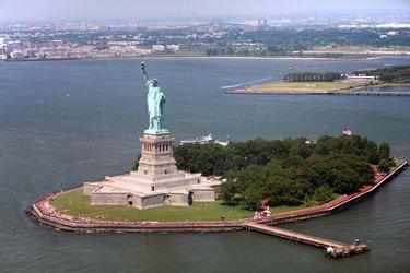 Staten Island - Statue of Liberty