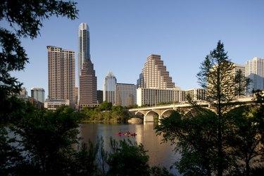 Austin, Tx Skyline