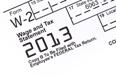 Wage and Tax 2013