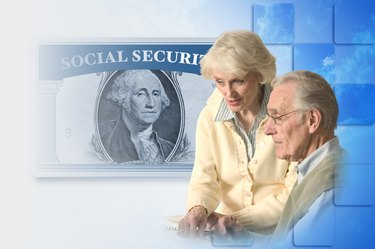 Social security concept