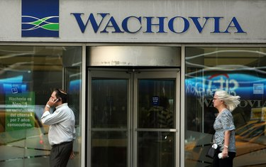 Morgan Stanley Said To Be In Merger Talks With Wachovia