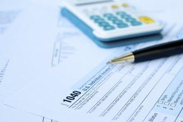U. S. Tax form