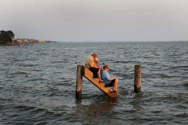 North Carolina's Coastline Recovers From Hurricane Irene