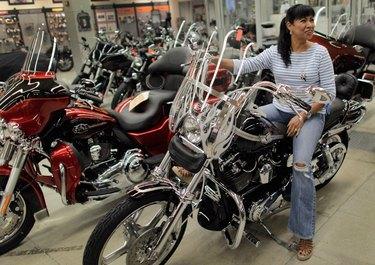 Harley Davidson Quarterly Profits Doubles