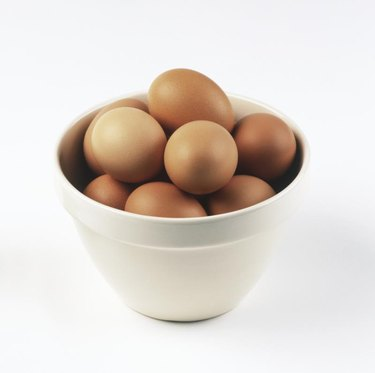Omega-3 eggs are more expensive, but they have additional health benefits.