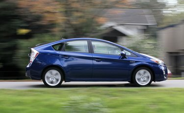 Toyota Issues Prius Recall Over Cooling Pump Issue