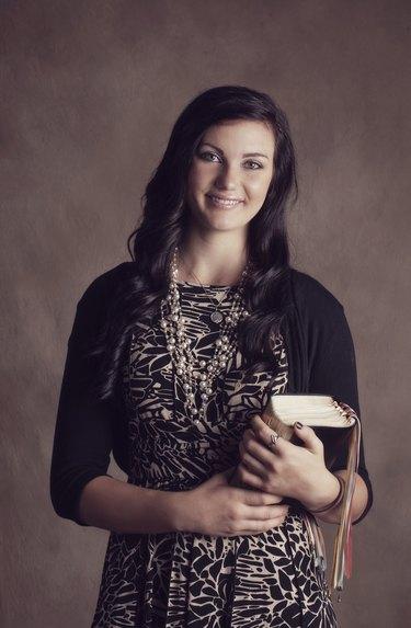 Mormon Missionary Girl
