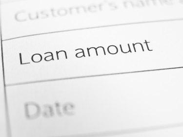 Loan amount
