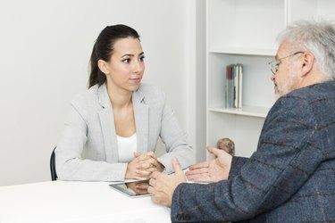 Listening a client