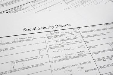 Soc Sec benefits