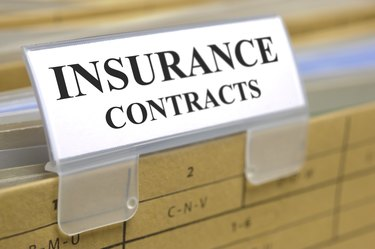 insurance contracts
