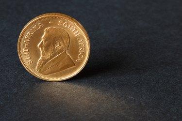 Krugerrand 1 oz gold coin