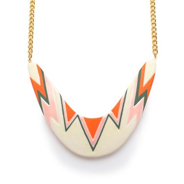 Julie Moon Ceramics — Boomerang Pendant
