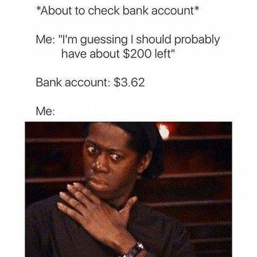 miss jay bank account