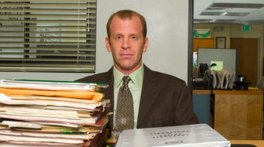 bnc the office toby