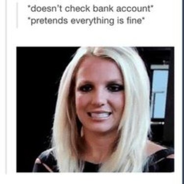 britney what face
